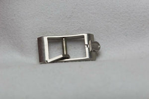Vintage Omega Stainless Steel buckle 10mm