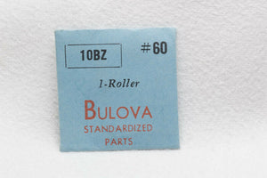 Bulova Wristwatch Parts Calibre 10BZ