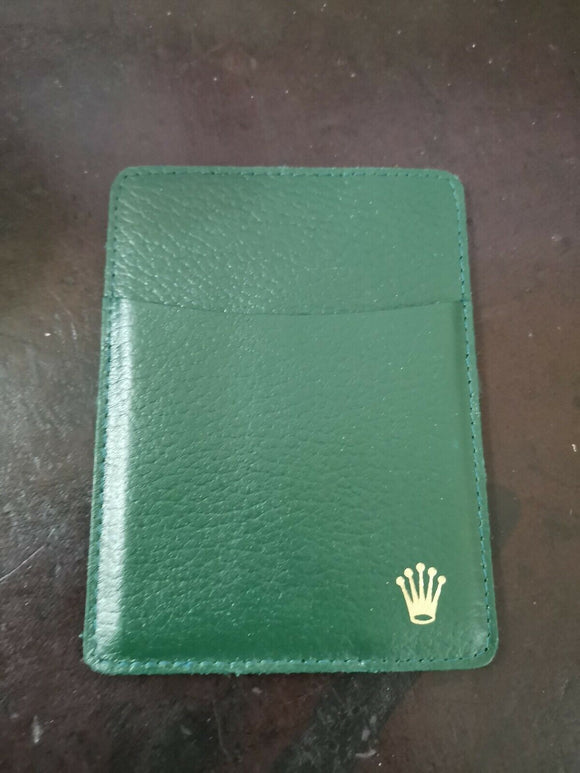 Rolex Vintage papers pouch 101.40.55