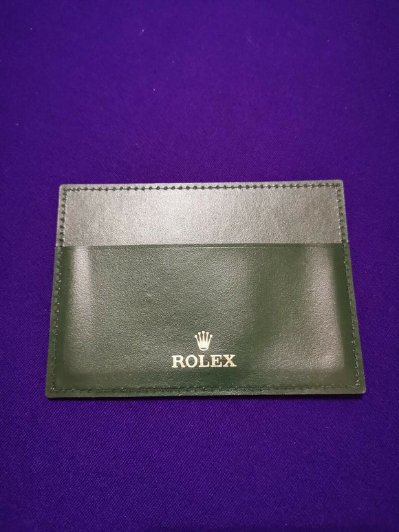 Rolex Warranty Plastic Card & Manual Pouch Ref 4119209.34