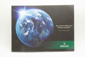 Your Rolex Servicing Booklet 10 Step Guide B