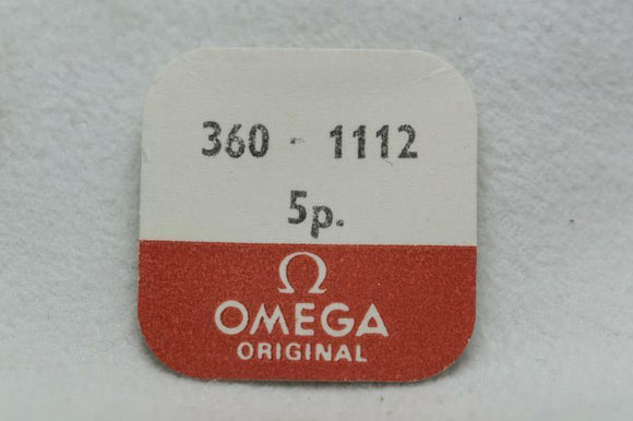 Omega Part number 1112 for Calibre 360 - Yoke Spring