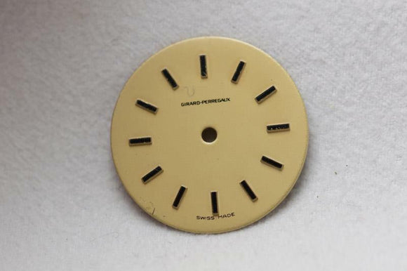 Girard Perregaux Gold Ladies Wristwatch Dial - 20.5 mm