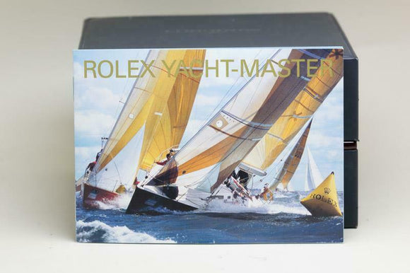 Rolex booklet - Yachtmaster - 600.52 Eng 9.2003 - 2003