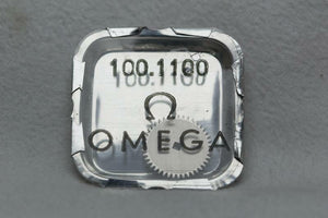 Omega Part number 1100 for Calibre 100 - Ratchet Wheel