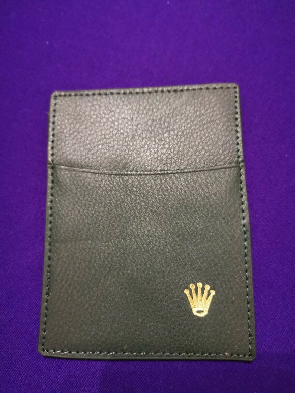 Rolex Warranty Guarantee Papers & Manual Pouch / Wallet Ref 101.40.55 C