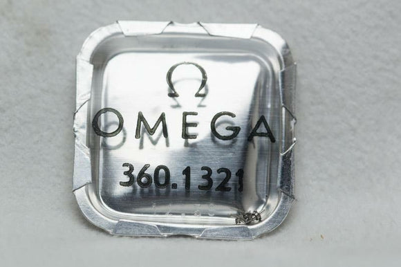 Omega Part number 1321 for Calibre 360 - Balance Staff