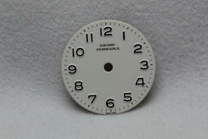 Girard Perregaux Matt White Ladies Dial - 18.8 mm