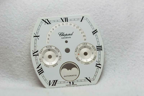 Chopard Triple Date Moonphase Chopard Dial - 28.9 x 28.3mm T