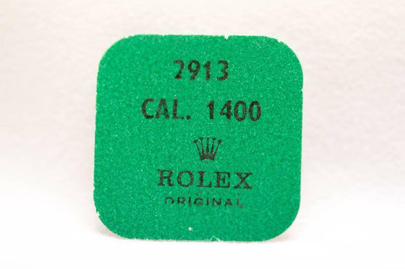Rolex Mainspring Wristwatch Part 2913 For Calibre 1400