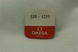 Omega Part number 1219 for Cal 550 - Canon pinion