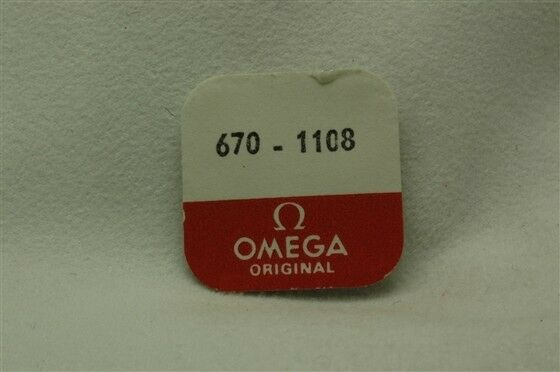 Omega Part number 1108 for Cal 670 - Winding Pinion