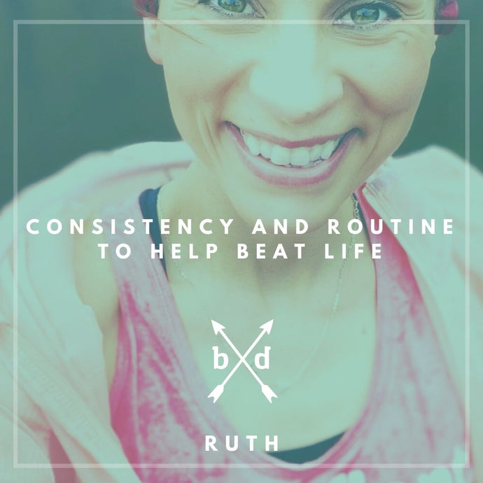 How Routine Helps Ruth Stay On Top Of Her Mental Health