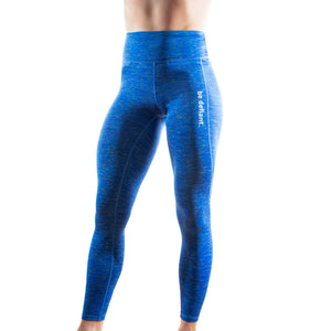 Galaxy Blue Women's Performance Leggings