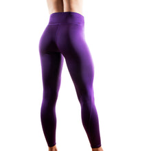 Load image into Gallery viewer, Purple Women's Performance Leggings