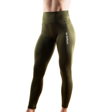 Load image into Gallery viewer, Olive Women's Performance Leggings