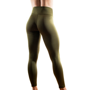 Olive Women's Performance Leggings