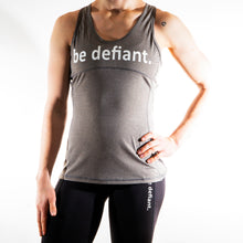 Load image into Gallery viewer, Signature Grey Tank