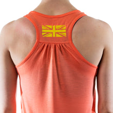 Load image into Gallery viewer, Coral Essential Racerback Vest