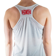 Load image into Gallery viewer, White Essential Racerback Vest