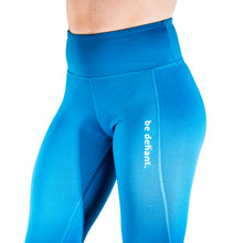 Load image into Gallery viewer, Turquoise Women's Performance Leggings
