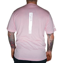 Load image into Gallery viewer, Be Defiant Pink Running T-shirt