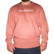 Load image into Gallery viewer, Dusky Pink Sweatshirt