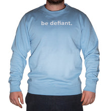 Load image into Gallery viewer, Pastel Blue Sweatshirt
