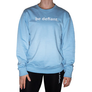 Pastel Blue Sweatshirt