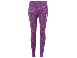 Lotus Yoga Galaxy Pink Leggings