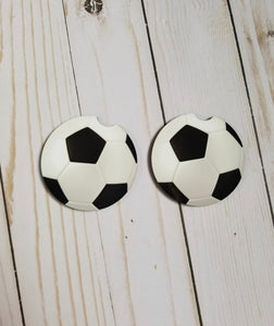 Car Coasters - Soccer