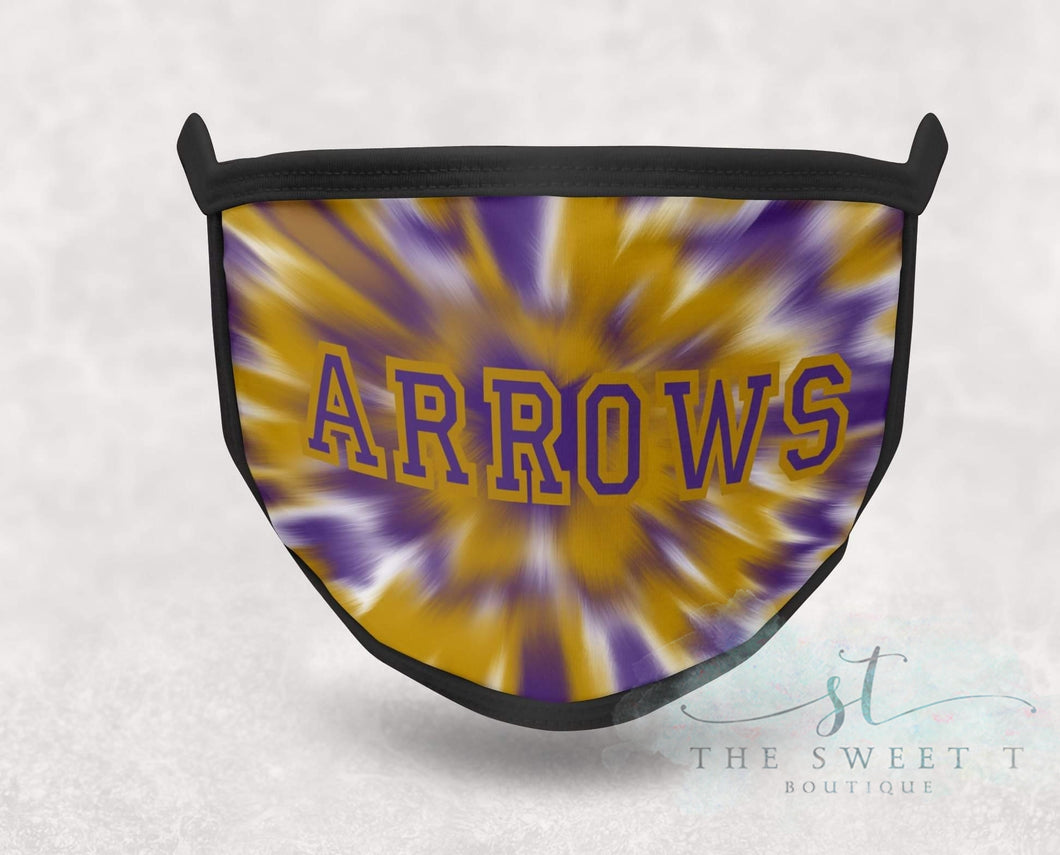 Arrows - School Mask