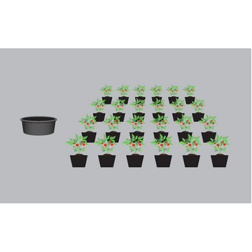 Hydroponics Bucket System 1 - Enterprise Aquatics