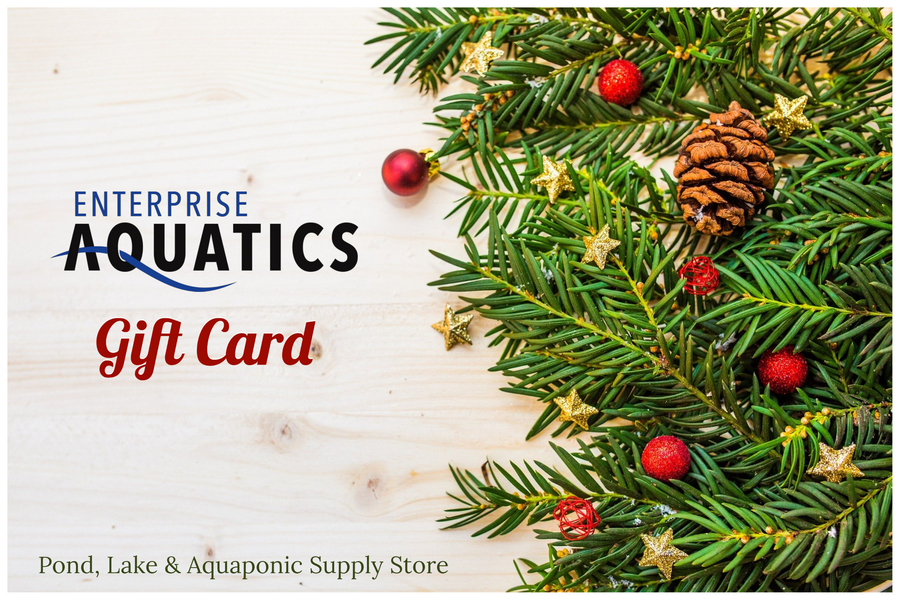 Enterprise Aquatics Gift Card - Enterprise Aquatics