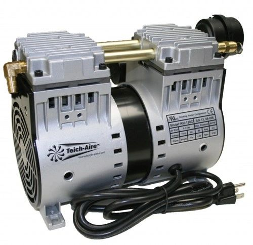 Teich-Aire Rocking Piston Compressor, 1/2 HP, 115V - Enterprise Aquatics