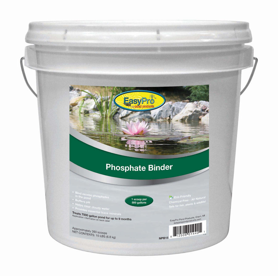Natural Phosphate Binder - Enterprise Aquatics
