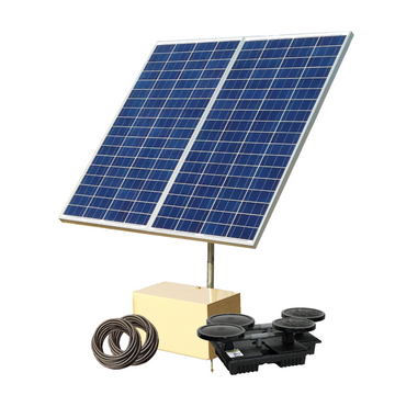 Solar Aeration System – Up to 1.5 Acres – Battery Free System - Enterprise Aquatics
