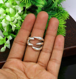925 sterling silver handmade customized unique stylish vintage ring band, excellent gifting unisex jewelry from india ring246