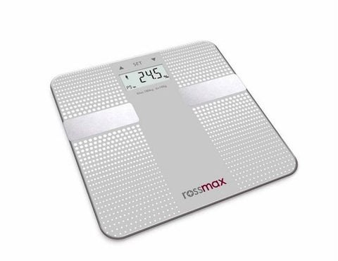 ROSSMAX BODY FAT ANALYZER WF 260 - Scorpiamedimart