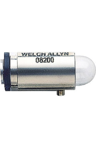 WETCH ALLYN HALOGEN BULB FOR STREAK RETINOSCOPE 08200-U