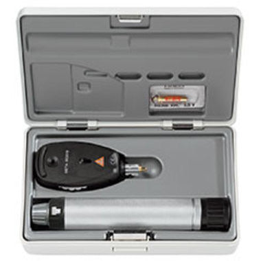 HEINE BETA 200S OPHTHALMOSCOPE SET WITH BETA R 3.5V (C-261.20.376) W/o Battery - Scorpiamedimart