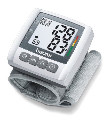 BLOOD PRESSURE MONITOR-BC 30 (BEURER)