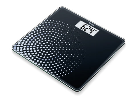 DIGITAL GLASS SCALE-GS 210 (BEURER)