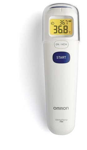 OMRON FOREHEAD THERMOMETER (MC-720-AP)
