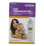 OMRON EAR THERMOMETER (TH-839S) - Scorpiamedimart