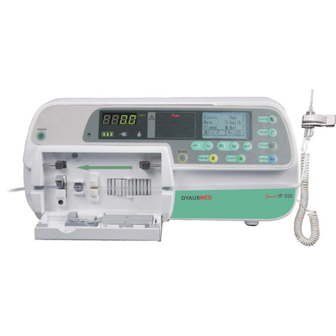 DYAUSMED SMART INFUSION PUMP - SIP 550 - Scorpiamedimart