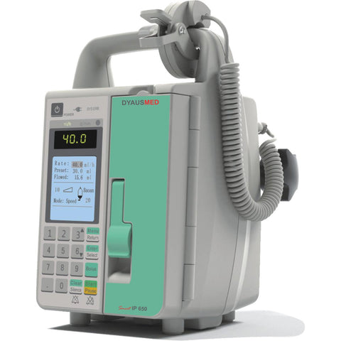 DYAUSMED SMART INFUSION PUMP - SIP 650 - Scorpiamedimart
