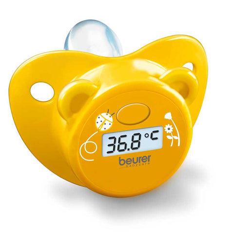 BEURER BABY PACIFIER THERMOMETER - BY 20 - Scorpiamedimart
