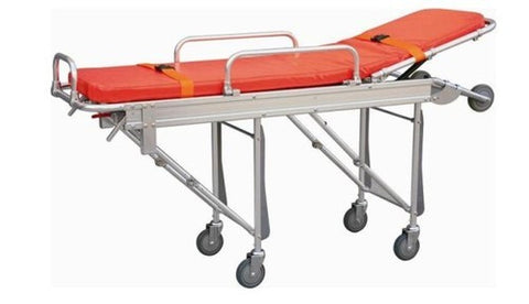 NISCOMED AUTOLOADER COLLAPSIBLE STRETCHER - Scorpiamedimart