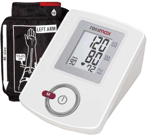 ROSSMAX DIGITAL BP MONITOR & PARTS ARM TYPE-AW151F - Scorpiamedimart